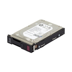 Hewlett Packard Enterprise 4Tb 7.2K RPM SAS Reference: 695842-001-RFB