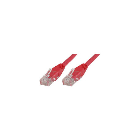 MicroConnect U/UTP CAT6 2M Red LSZH Reference: UTP602R